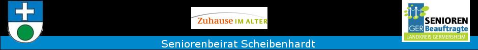 Seniorenbeirat Scheibenhardt